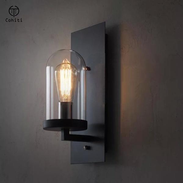 美式工業風loft床頭壁燈樓梯燈走廊燈 Cohiti家 品物