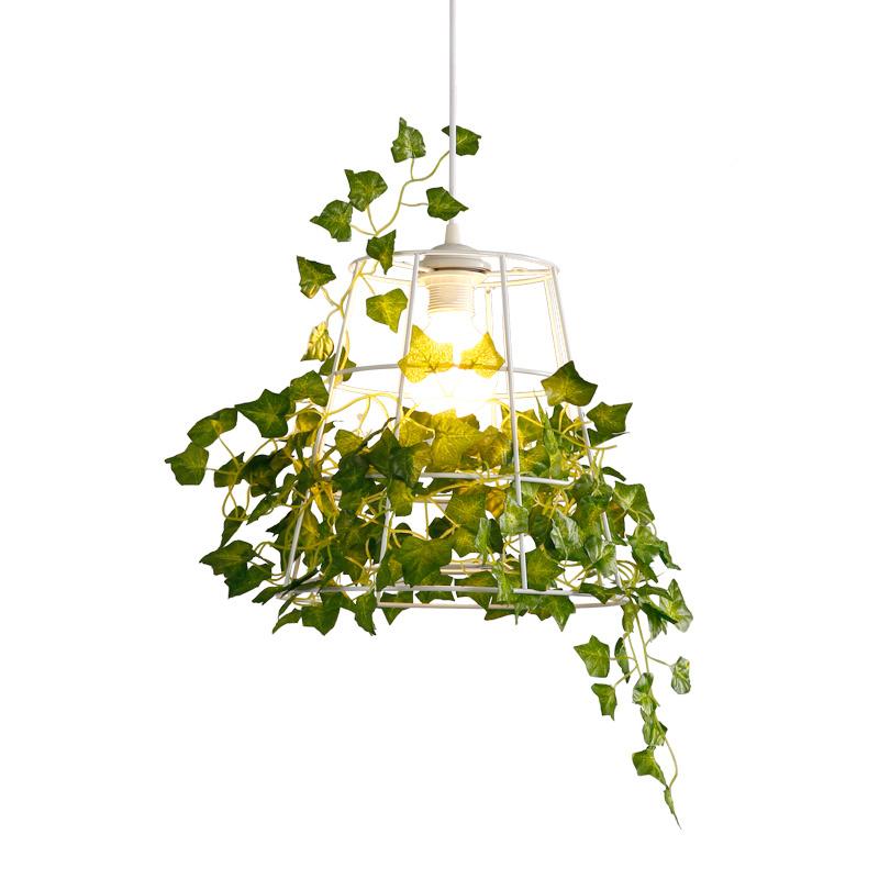 北歐鳥籠燈具