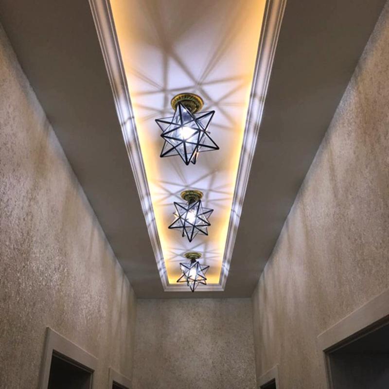 星星玄關燈走廊燈